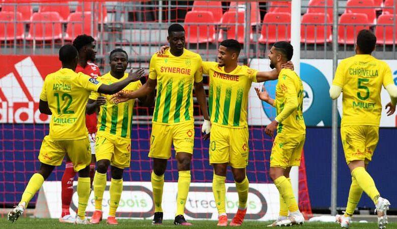 Stade Brestois - FC Nantes (1-4) : Les notes des joueurs si vous les avez raté ! 7