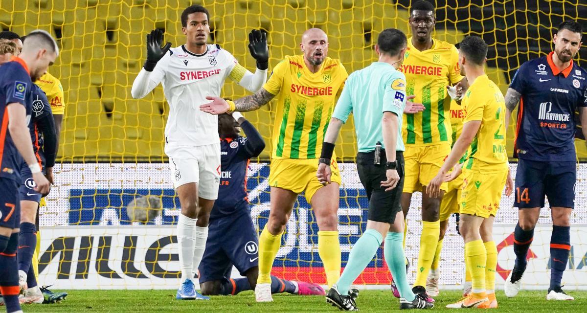 Ligue 1 - 38ème j.   Les notes de Nantes - Montpellier (1-2) 1