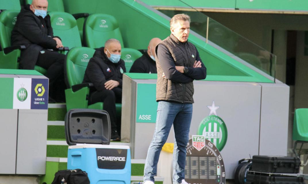 ASSE : Claude Puel, l'entraîneur des Verts serait plébiscité en Grèce ! 1