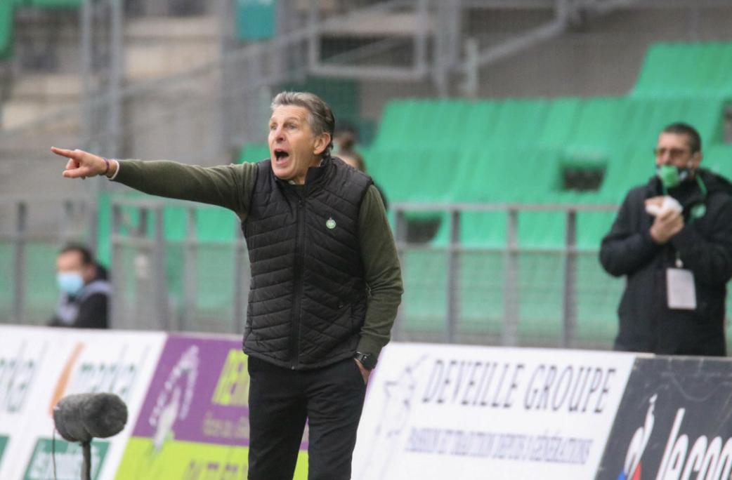 ASSE : Claude Puel s'insurge contre l'idée de la LFP ! 1