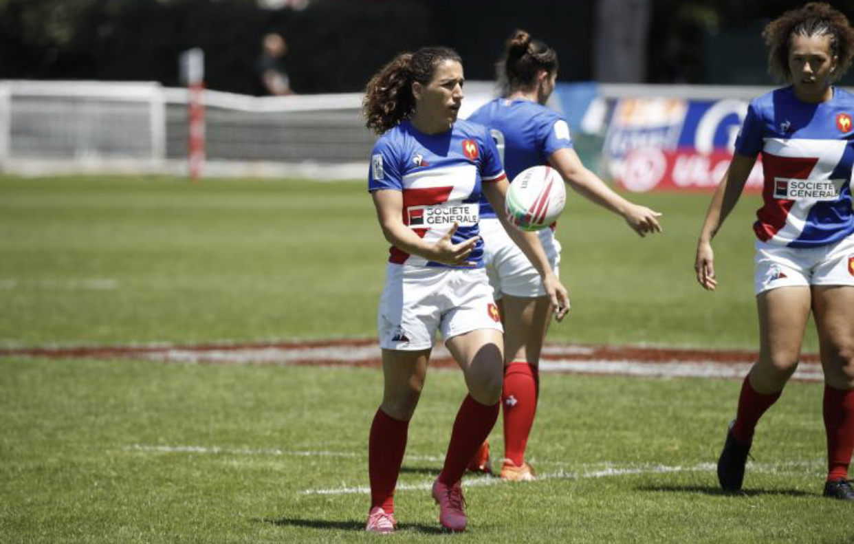 Rugby : Un tournoi de préparation en vue du tournoi de qualification olympique pour les Bleues ! 1
