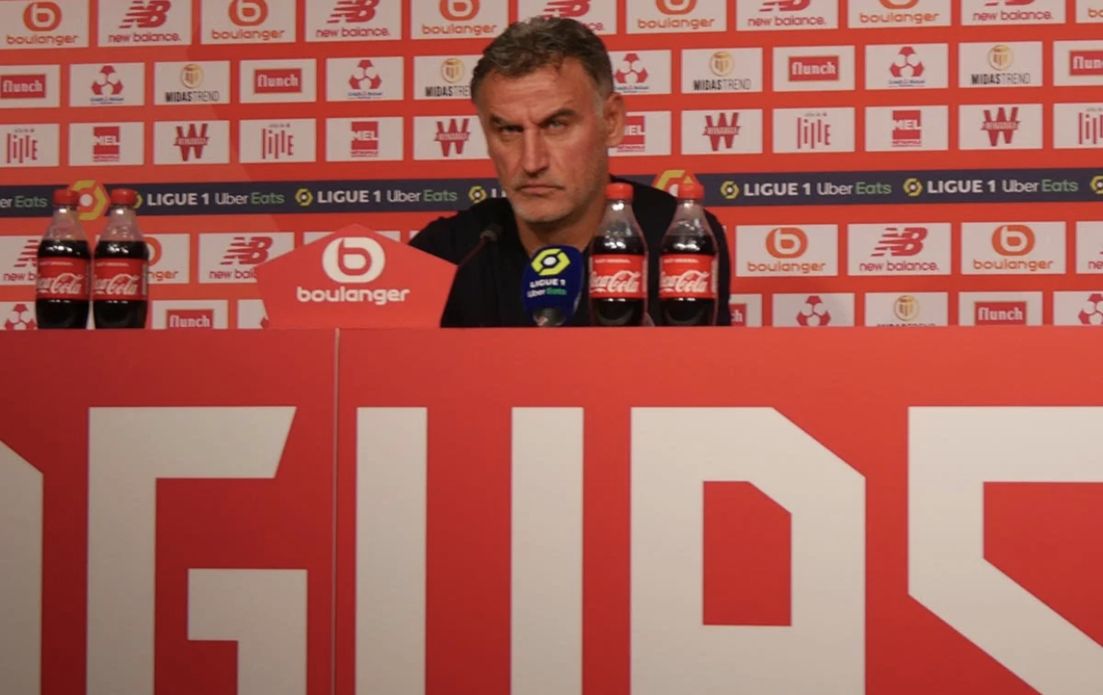 RC Lens : Le derby contre Lille n'est pas prépondérant aux yeux de Galtier ! 1