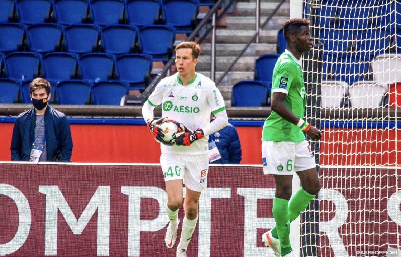 ASSE : Etienne Green réalise un record de précocité ! 1