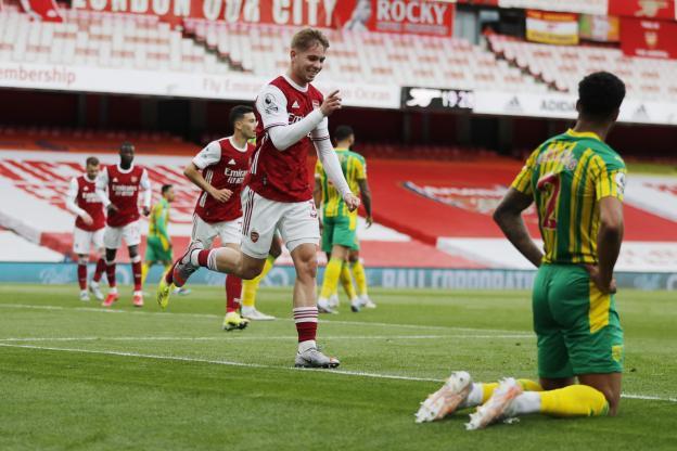 Premier League - 35ème j. | Les notes de Arsenal - West Bromwich Albion (3-1) 1