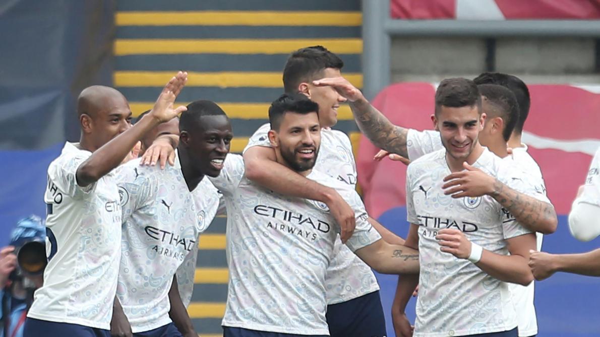 Premier League - 34ème j. | Les notes de C.Palace - Man. City (0-2) 1