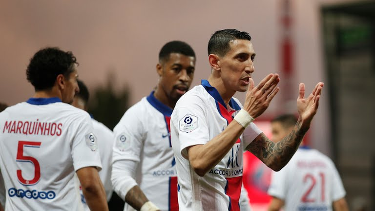 Ligue 1 - 38ème j.   Les notes de Stade Brestois - PSG (0-2) 1