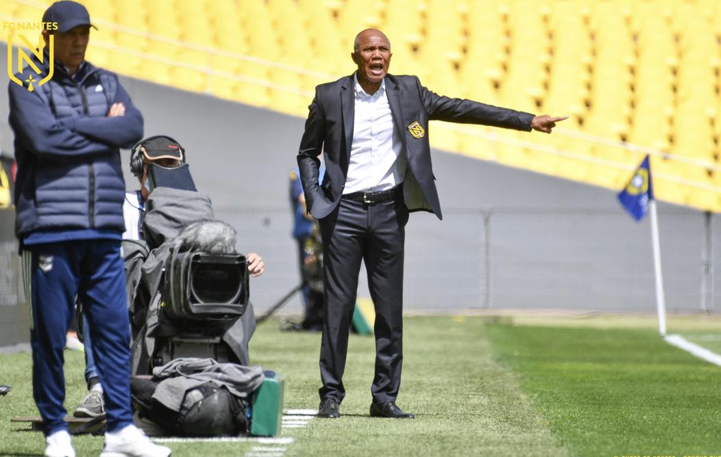 FC Nantes : Euro Espoirs, Kombouaré revient sur l'absence de Kolo Muani et Lafont ! 1