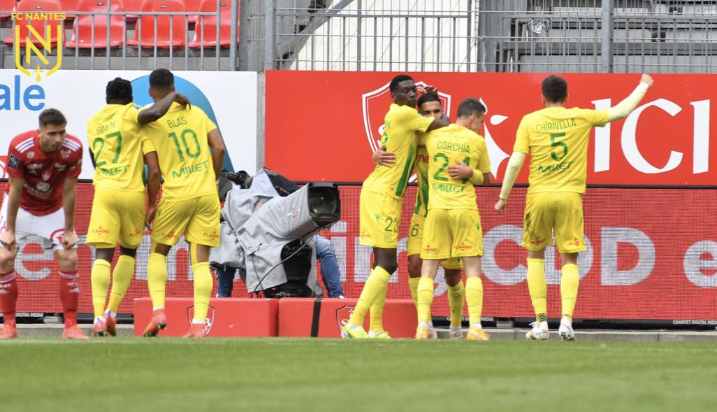 FC Nantes : Le pari très risqué de ce supporter avant Brest ! 1