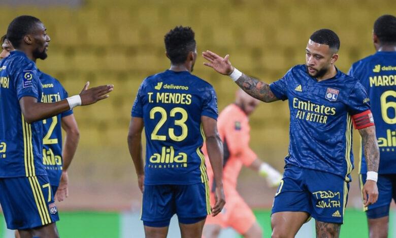 AS Monaco – OL (2-3) : Les notes du match si vous les avez raté ! 5