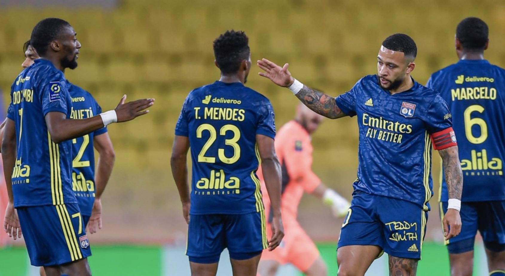 Ligue 1 – 35ème j. | Les notes de Monaco – OL (2-3) 1