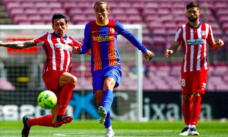 Liga – 35ème j.   Les notes de FC Barcelone – Atletico Madrid (0-0) 19