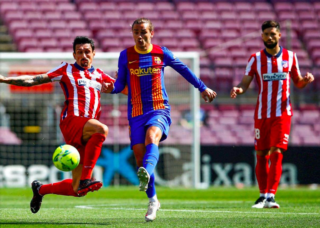 Liga – 35ème j.   Les notes de FC Barcelone – Atletico Madrid (0-0) 1