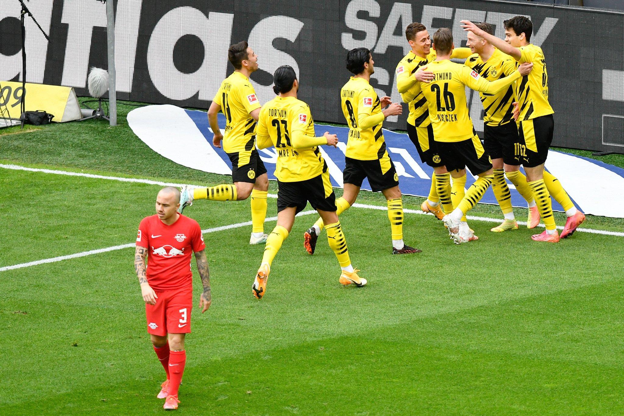Bundesliga - 32ème j. | Les notes de Borussia Dortmund - RB Leipzig (3-2) 1