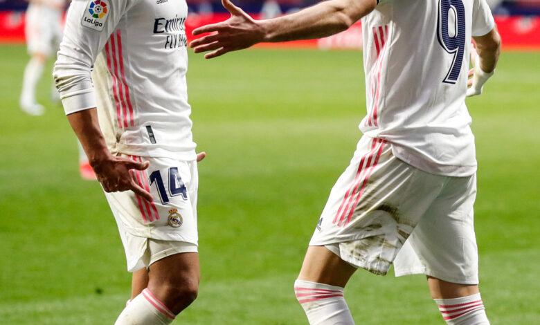Liga – 35ème j.   Les notes de Real Madrid – FC Seville (2-2) 17