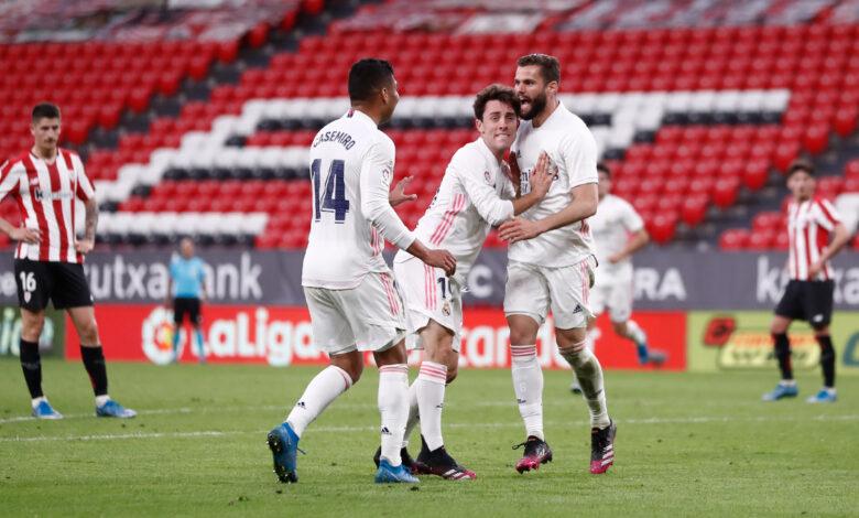 Liga – 37ème j.   Les notes de Bilbao – Real Madrid (0-1) 9