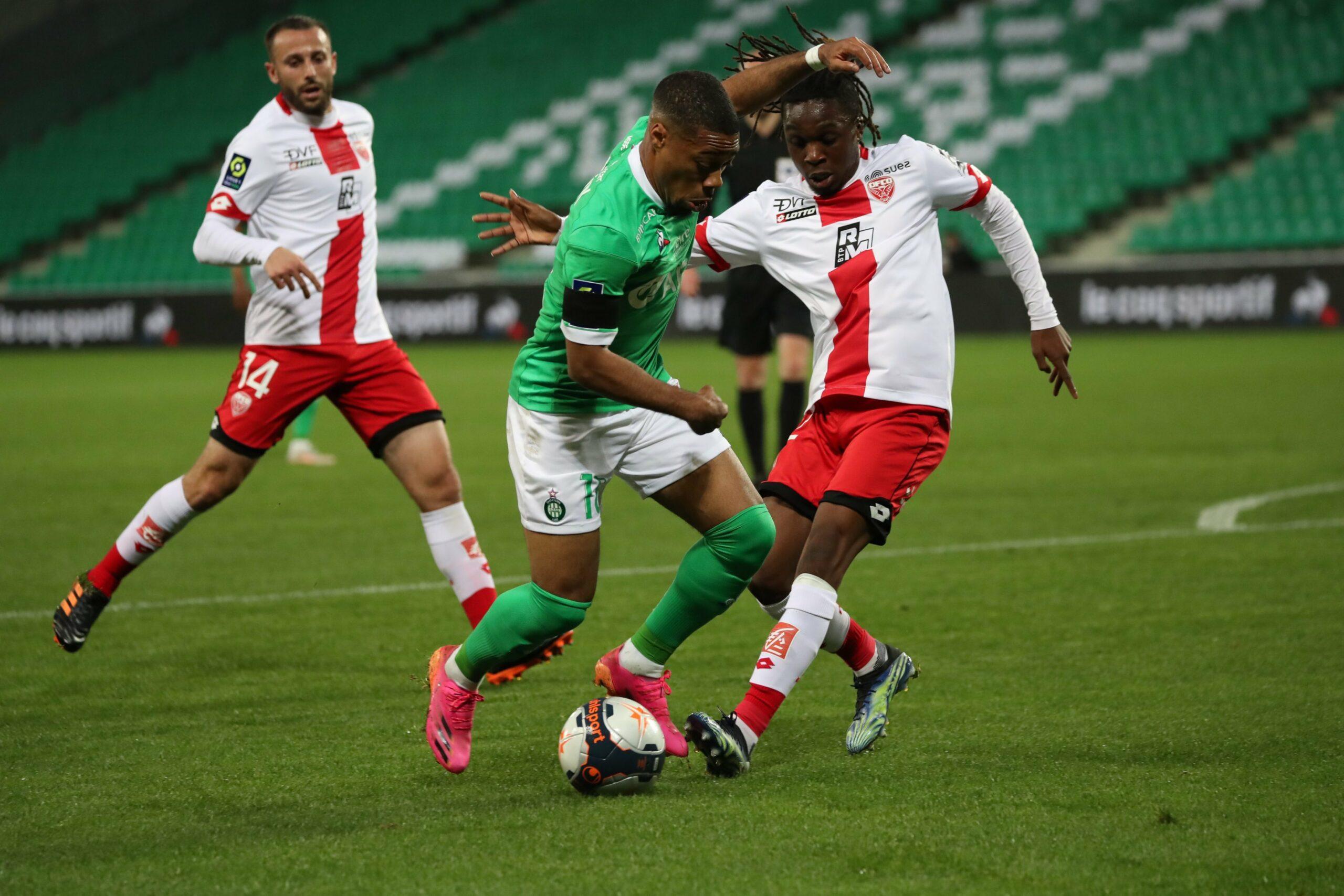 Ligue 1 - 38ème j.   Les notes de ASSE - Dijon (0-1) 1