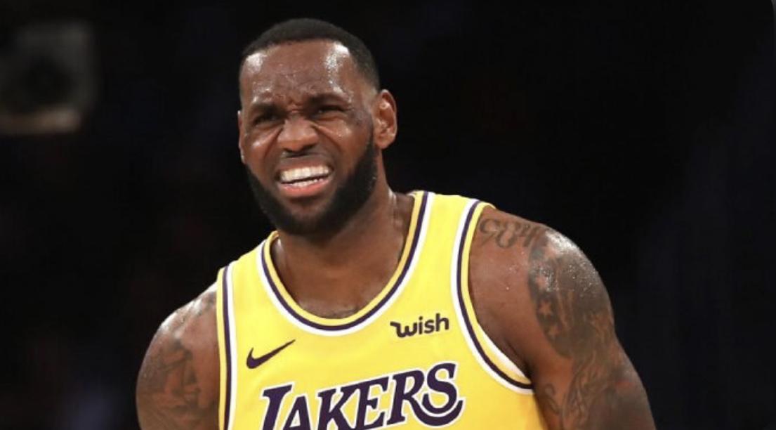 NBA : Il assure que LeBron James est «au début d'un déclin...» 1