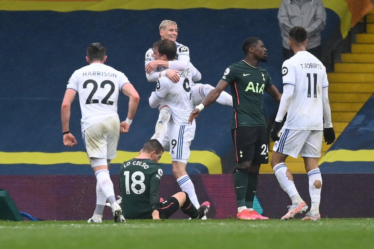 Premier League - 35ème j. | Les notes de Leeds - Tottenham (3-1) 1