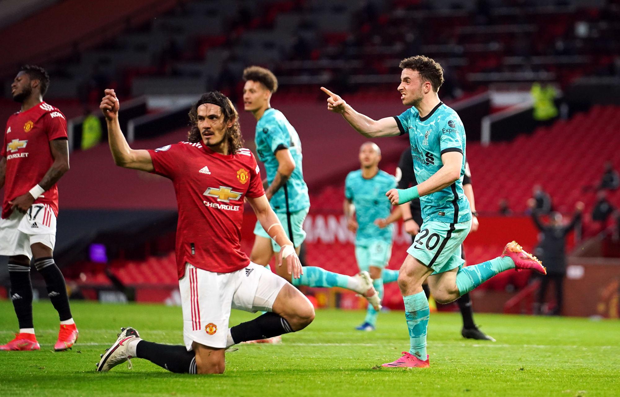 Premier League - 34ème j. | Les notes de Manchester United - Liverpool (2-4) 1