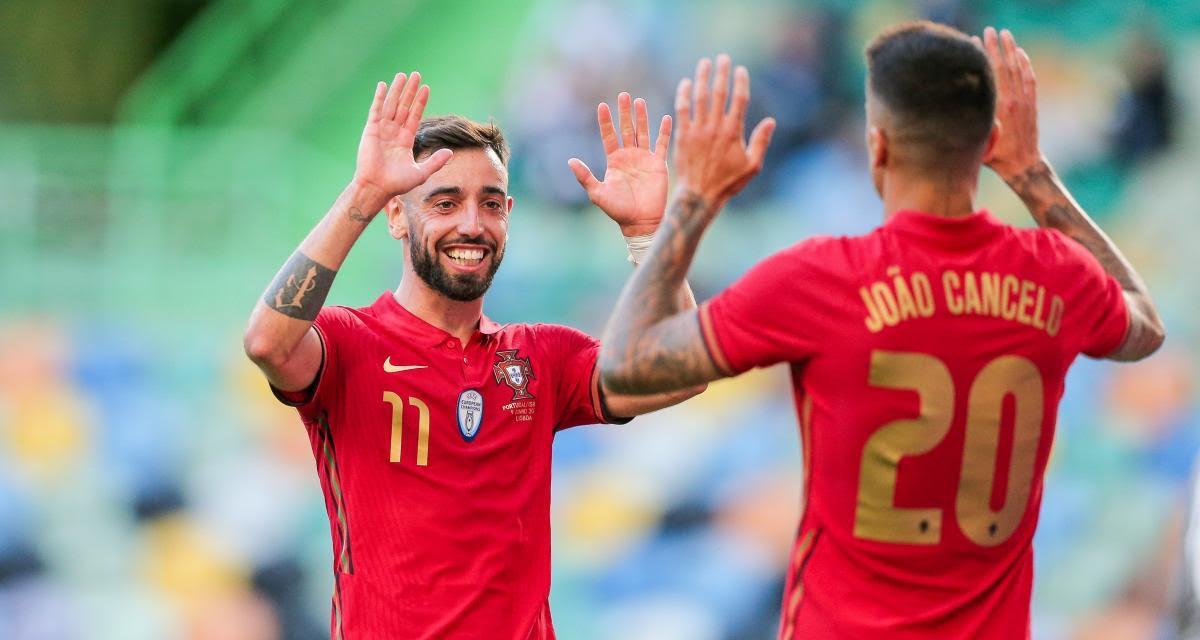 Match amical | Les notes de Portugal - Israel (4-0) 1