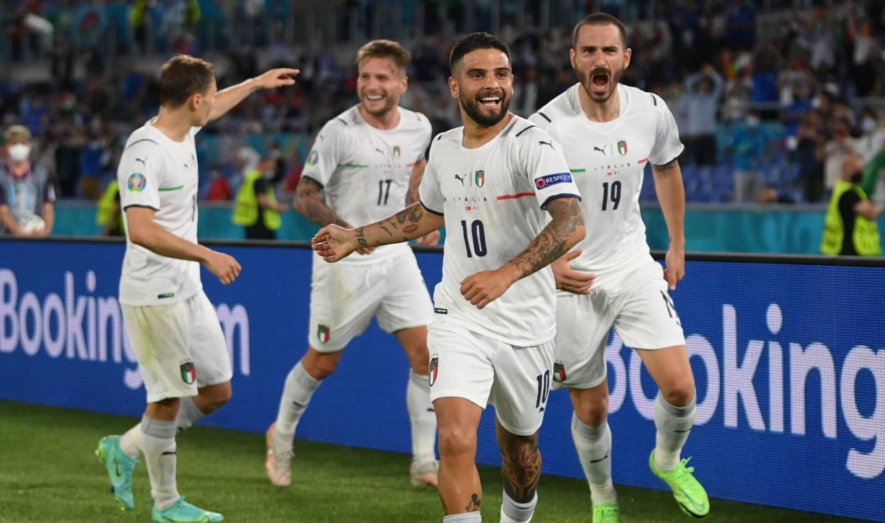 Euro 2020 - 1ère j.   Les notes de Turquie - Italie (0-3) 1
