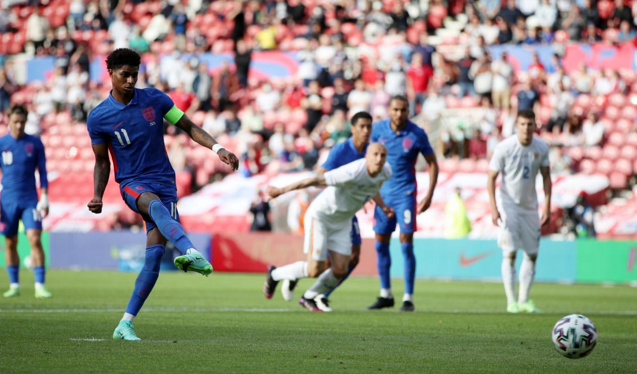 Match Amical | Les notes d'Angleterre - Roumanie (1-0) 1