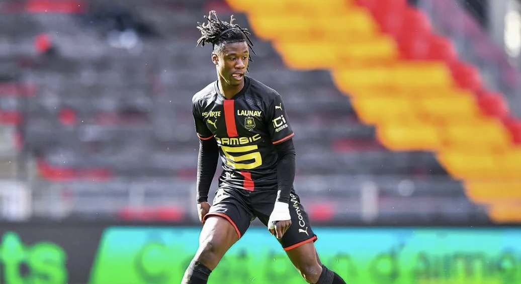 Stade Rennais : L'avenir d'Eduardo Camavinga bientôt scellé ? 1