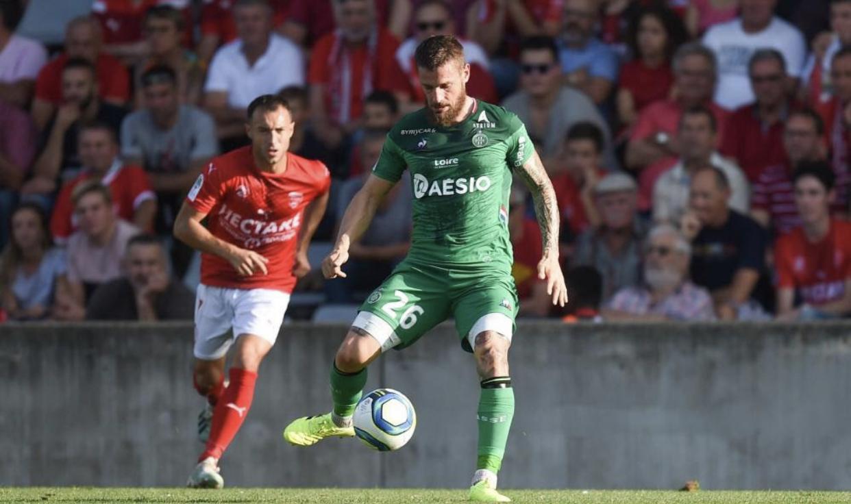 ASSE : Mathieu Debuchy nourrit un «petit regret» sur son expérience avec les Verts ! 1