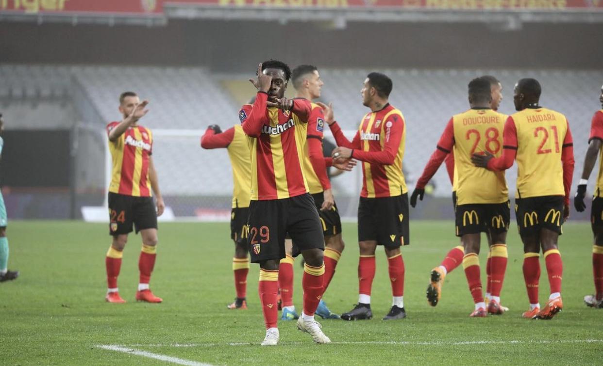 RC Lens : Le triste message d'au revoir de Kalimuendo aux supporters ! 1