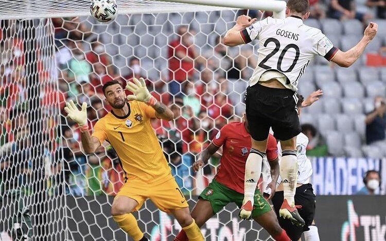 Euro 2020 - 2ème j. | Les notes de Portugal - Allemagne (2-4) 14