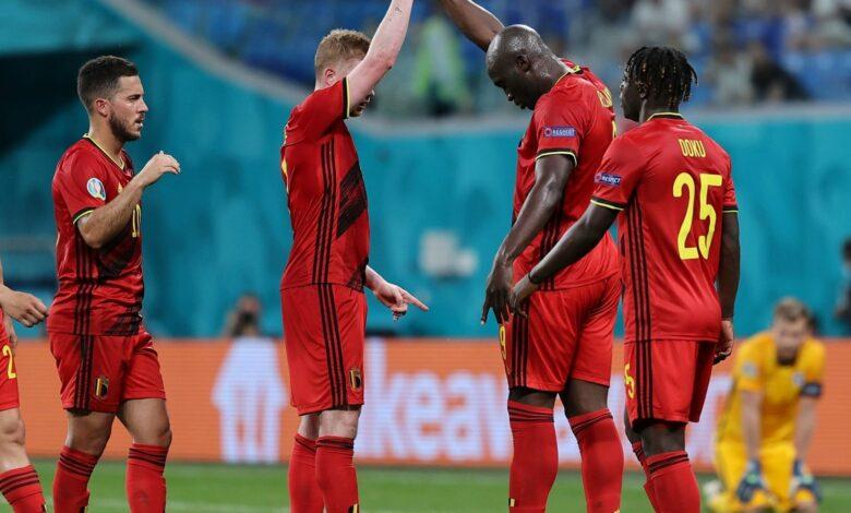 Euro 2020 - 3ème j. | Les notes de Finlande - Belgique (0-2) 4