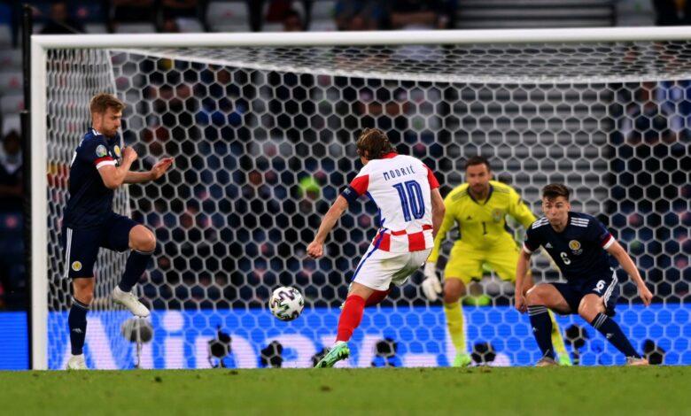 Euro 2020 - 3ème j. | Les notes de Croatie - Écosse (3-1) 2