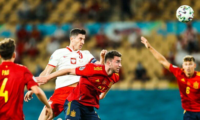 Euro 2020 - 2ème j. | Les notes d'Espagne - Pologne (1-1) 12