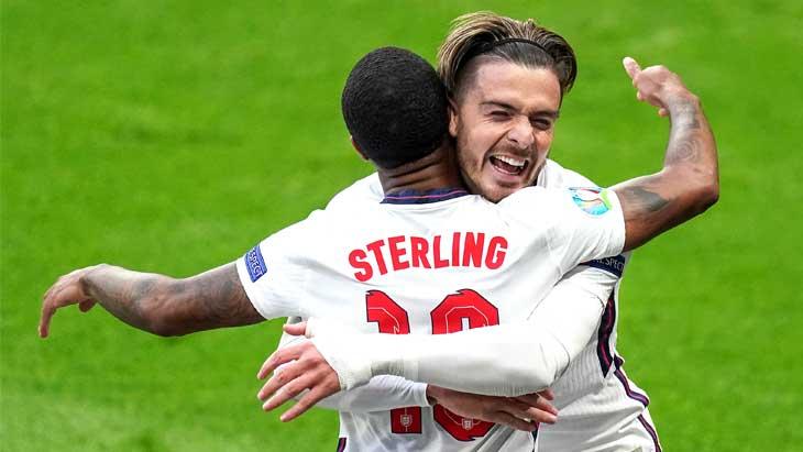 Angleterre République Tchèque 1 0 Sterling Euro 2020