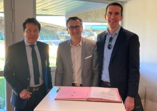 FC Nantes : Un nouveau partenaire prêt à s'aligner sur le « Collectif Nantais!» 1