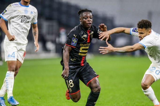 Stade Rennais : Classement des dribbles, Doku dépasse doublement Neymar ! 1