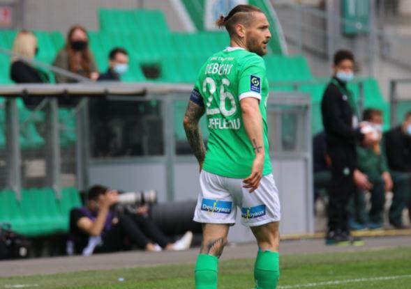 ASSE : Cette statistique surprenante de Mathieu Debuchy avec les Verts ! 1